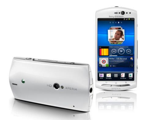 Sony Ericsson Xperia Neo V.