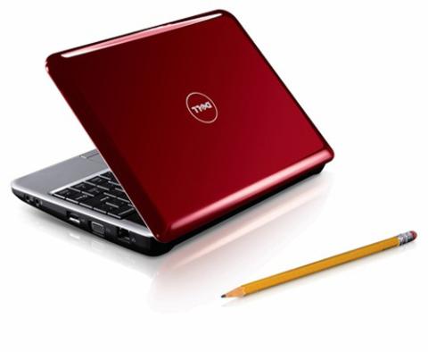 Dòng Inspiron Mini của Dell chính thức bị