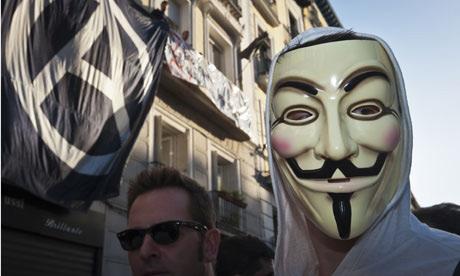 Anonymous tấn công hãng bảo mật Stratfor.
