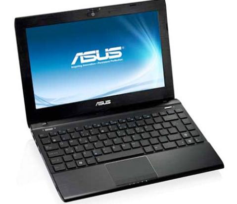 Eee PC 125B mới của Asus. Ảnh: Engadget.