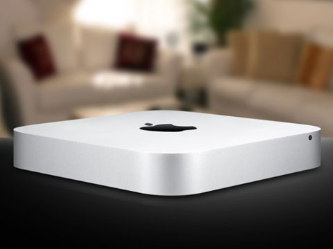 Mac Mini đẹp nhưng không bán chạy như PC.
