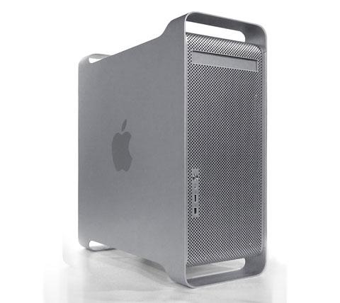 Mac Pro là dòng máy để bàn cao cấp.
