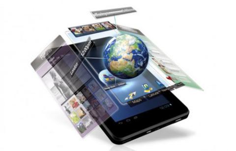 ViewPad G70 có giá khoảng 350 USD. Ảnh: Slashgear.
