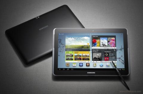 Samsung Galaxy Note 10.1.