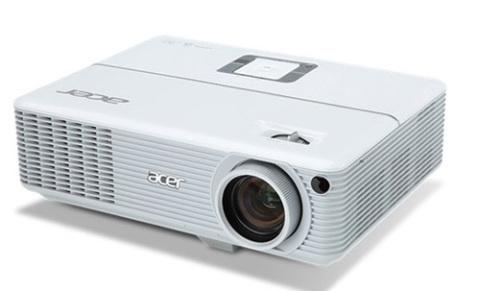 Acer H6500 thích hợp cho nhu cầu chơi HD tại giá với chi phí thấp. Ảnh: Beareyes.