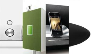 5 loa dock thiết kế đẹp cho thiết bị Apple