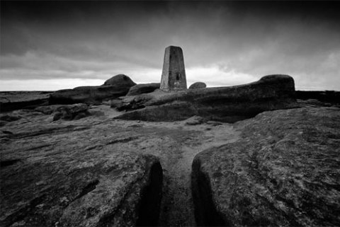 A tripod's an important tool for landscape photography. Photo by Peter Bargh / Ephotozine.