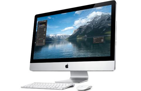 iMac thế hệ mới có thiết kế không đổi. Ảnh: Focus.