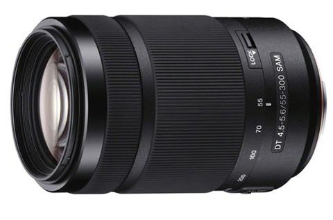 Sony DT 55-300mm F4.5-5.6 SAM.