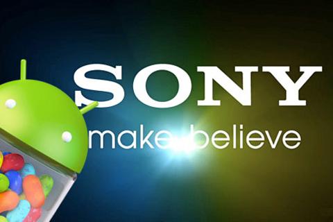 Sony đang cân nhắc Jelly Bean, trong khi vẫn tiến hành nâng cấp ICS. Ảnh: Gsmarena.