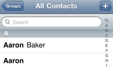 Xóa toàn bộ danh bạ iPhone đơn giản với iCloud