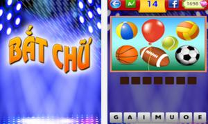Game Bắt chữ cán mốc 3 triệu lượt tải tại Việt Nam