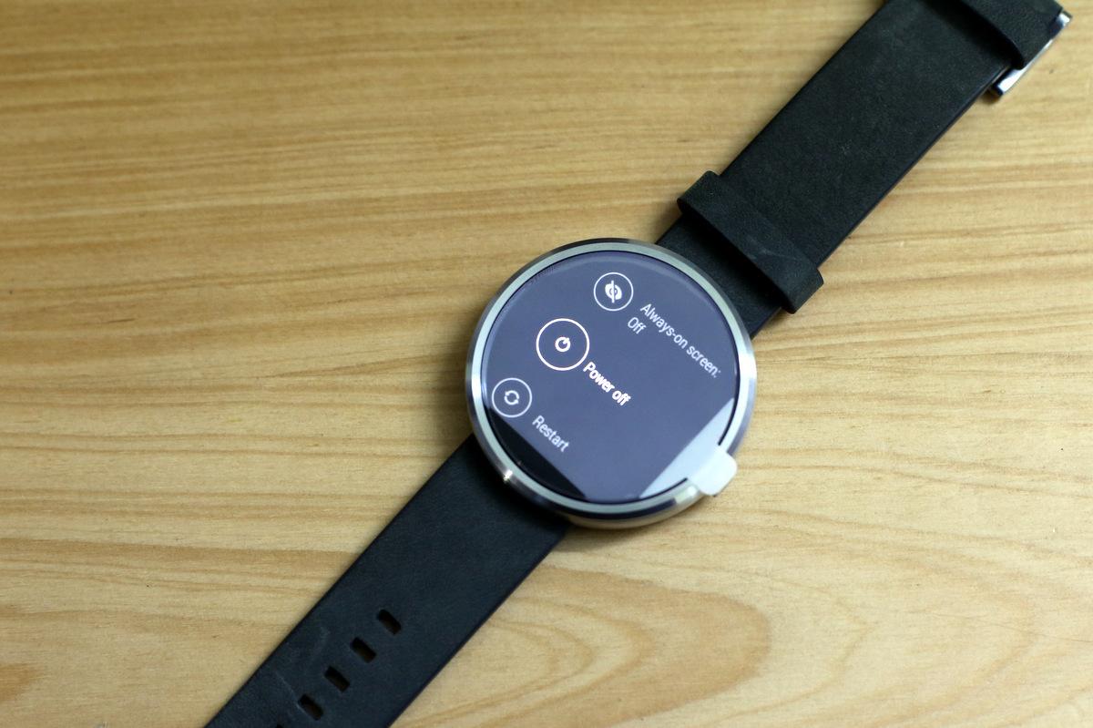 Đồng hồ thông minh Moto 360 về Việt Nam - VnExpress Số hóa