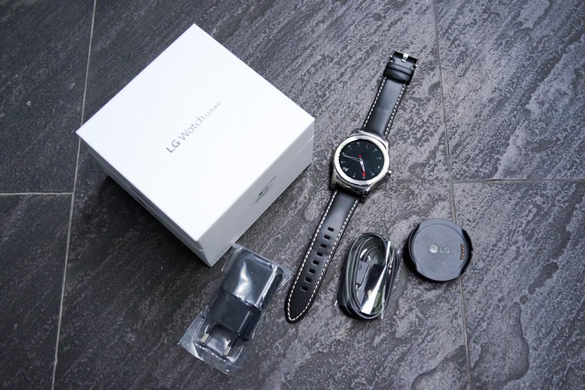 Đồng hồ thông minh LG về Việt Nam, giá 9 triệu đồng - VnExpress Số hóa