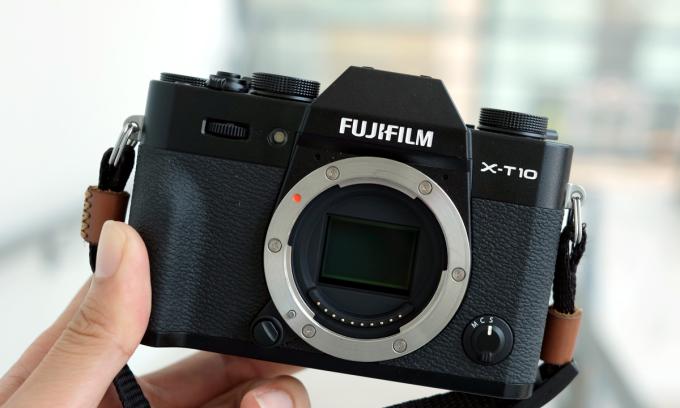 Ảnh thực tế Fujifilm X-T10 tại Việt Nam