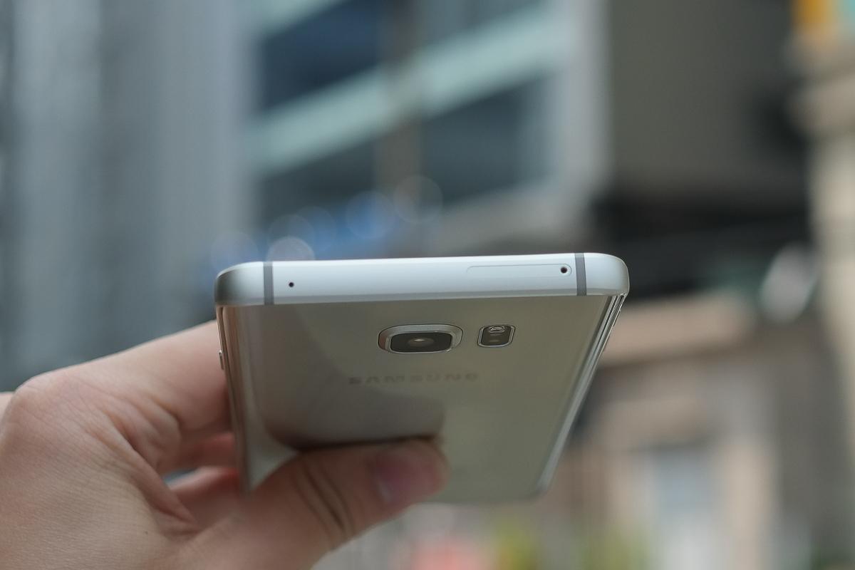 Ảnh thực tế Samsung Galaxy Note 5 - VnExpress Số hóa