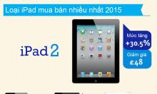 Nghịch lý doanh số iPad các đời trên thị trường