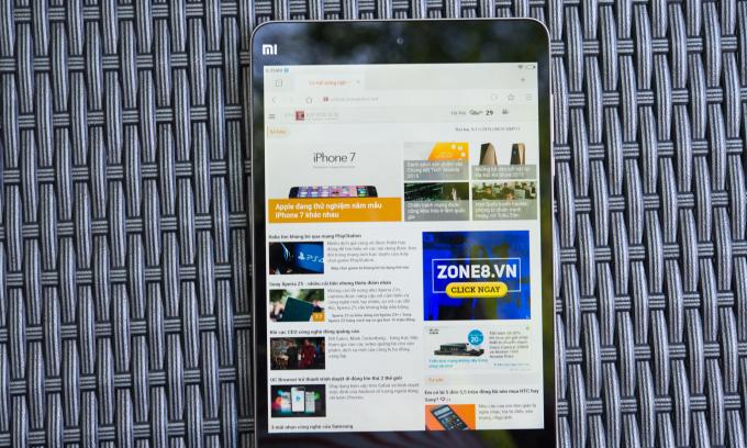 Mi Pad 2 - máy tính bảng giá rẻ giống iPad Mini