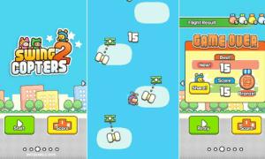 Nguyễn Hà Đông ra game mới khó chơi ngang Flappy Bird