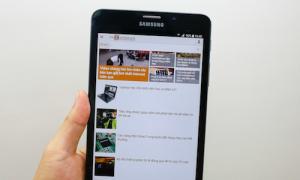 Galaxy Tab A 2016 - tablet phổ thông kiêm smartphone