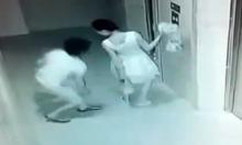 Video thiếu nữ bị sàm sỡ ở thang máy gây chú ý Internet tuần qua