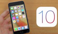 Apple ra bản cập nhật sửa lỗi cho iOS 10