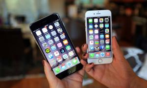 Doanh số iPhone 7 vẫn giảm dù hút khách