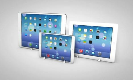 iPad Pro sẽ có 3 phiên bản, 2 kích cỡ màn hình