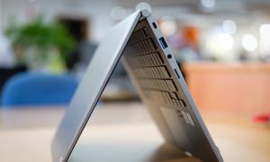LG Gram 14 - laptop siêu mỏng nhẹ, pin lâu