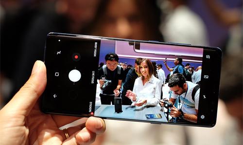Galaxy Note8: Camera hoàn thiện tính năng từ đối thủ