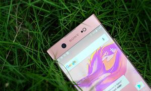 Sony Xperia XA1 Ultra - smartphone màn hình lớn, pin tốt