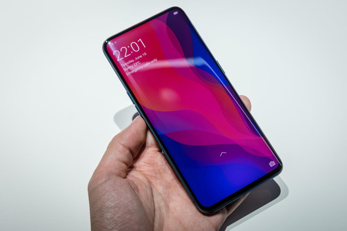 5 điện thoại thiết kế ấn tượng nửa đầu 2018 - VnExpress Số hóa