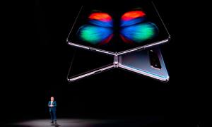 Samsung và tham vọng làm chủ các công nghệ di động tương lai