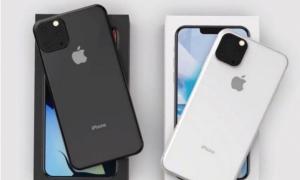 iPhone 2019 lộ diện qua khung máy có ba camera sau