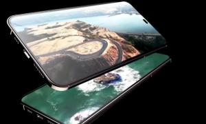 Ý tưởng iPhone XI không 'tai thỏ'