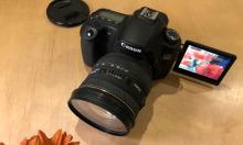 Phân vân Canon 60D và Fujifilm X-T10