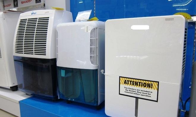 Mùa hè có nên dùng máy hút ẩm?