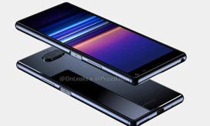 Sony Xperia 20 lộ diện với thiết kế cũ, camera lồi