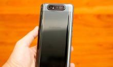 Đánh giá smartphone camera trượt, xoay của Samsung