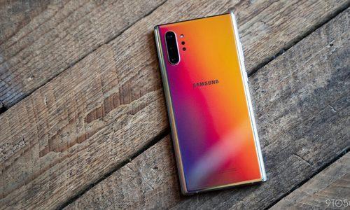 Đánh giá Samsung Galaxy Note 10+