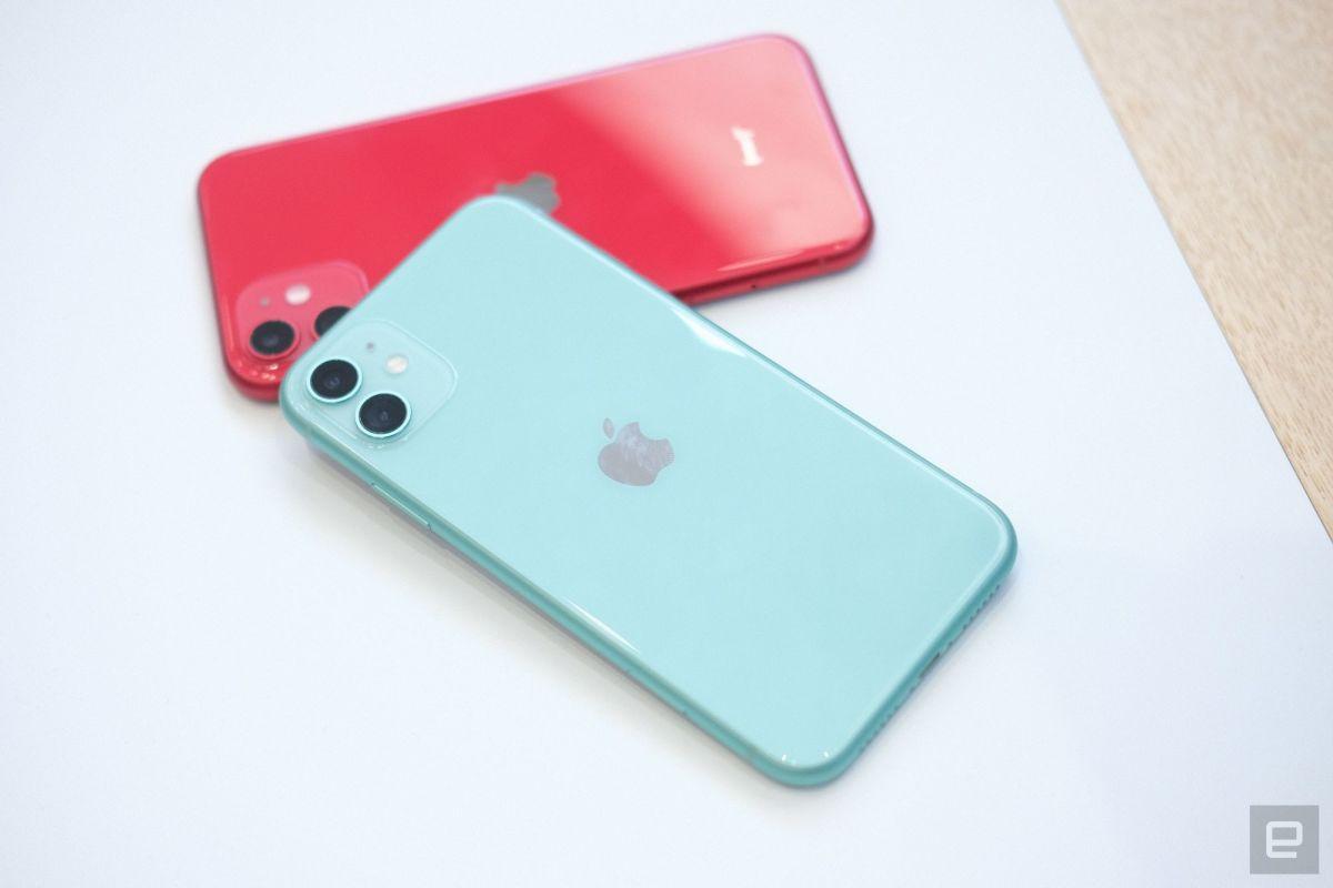 thay lưng iphone 11 rẻ nhất tại thái hà