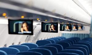 Công nghệ giải trí số trên máy bay Vietnam Airlines