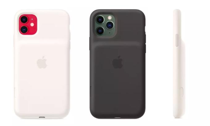Apple bán ốp lưng kèm nút camera cho iPhone 11