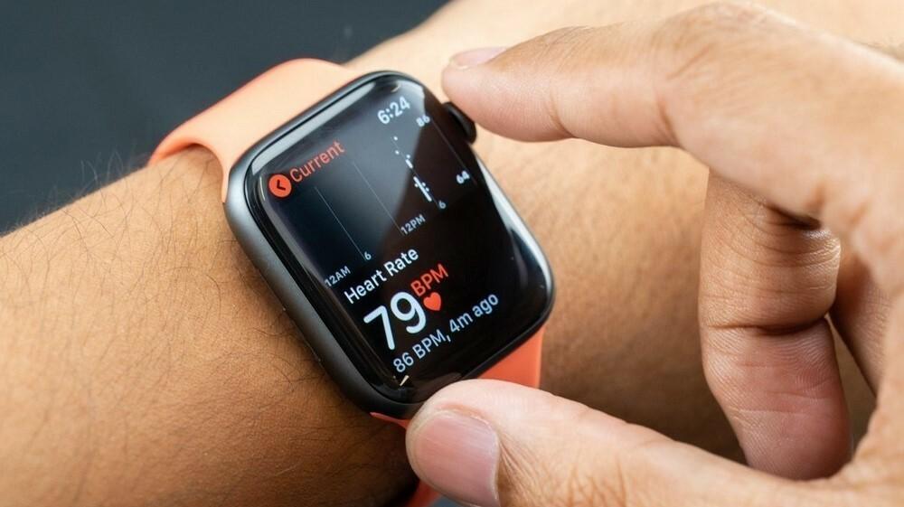 Apple Watch cứu mạng một phụ nữ - VnExpress Số hóa
