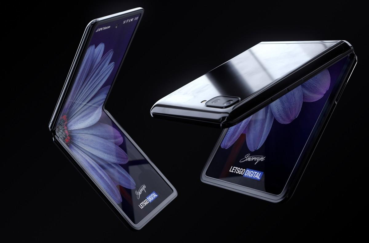 Galaxy Z Flip 2 sẽ có 3 camera sau, màn hình trước lớn hơn