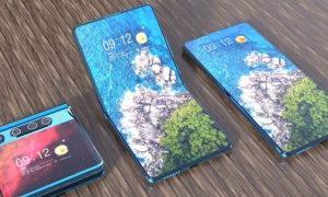 Ý tưởng điện thoại gập Xiaomi Mi Alpha Flip