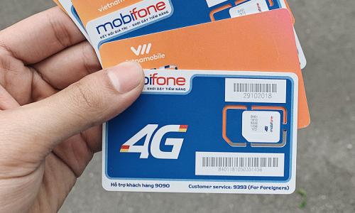 FPT Shop ra mắt các gói cước 4G tiết kiệm