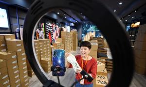 Trung Quốc công nhận livestream bán hàng là nghề nghiệp