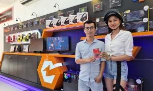 FPT Shop mở khu trải nghiệm laptop gaming