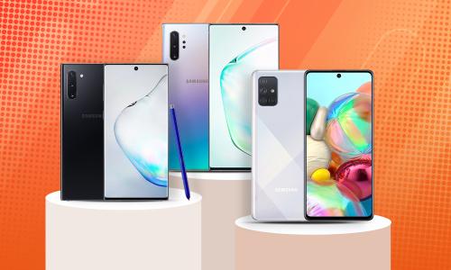 9 smartphone giảm giá trong tháng 7